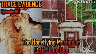 The Horrifying Murder of Little Jane Doe - Trace Evidence #90
