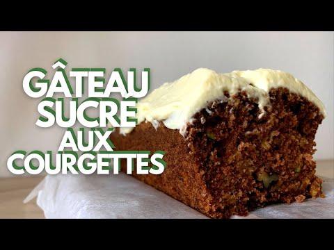 cake-sucré-aux-courgettes-moelleux-&-juste-parfait...-avec-glaçage-fromage-à-la-crème---recette-#256