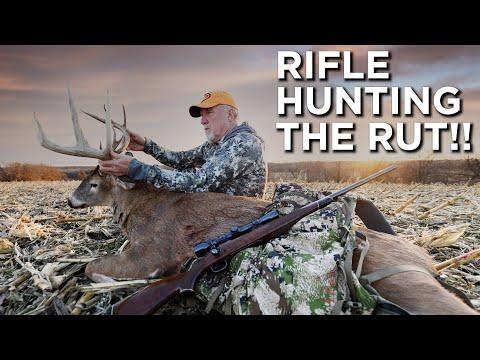 Big Buck At 30 Yards!! | Ground Hunting During Missouri Rifle Season!!