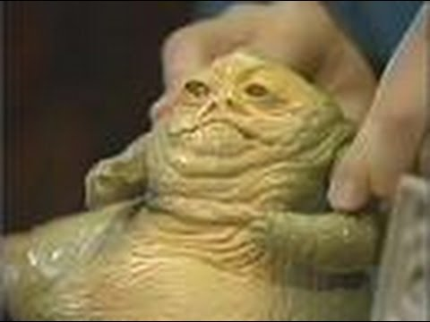 Star Wars - Jabba The Hutt Playset (Commercial, 1983 ... Jabba The Hutt Costume Commercial