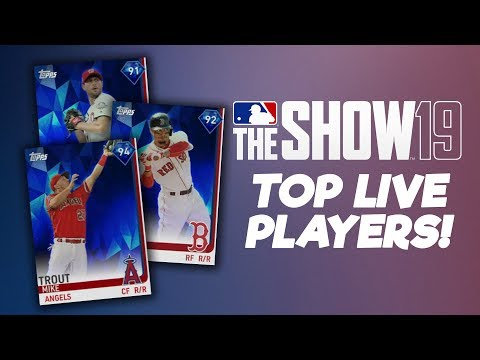 Top 3 Players at Each Position in MLB The Show 19 Diamond Dynasty