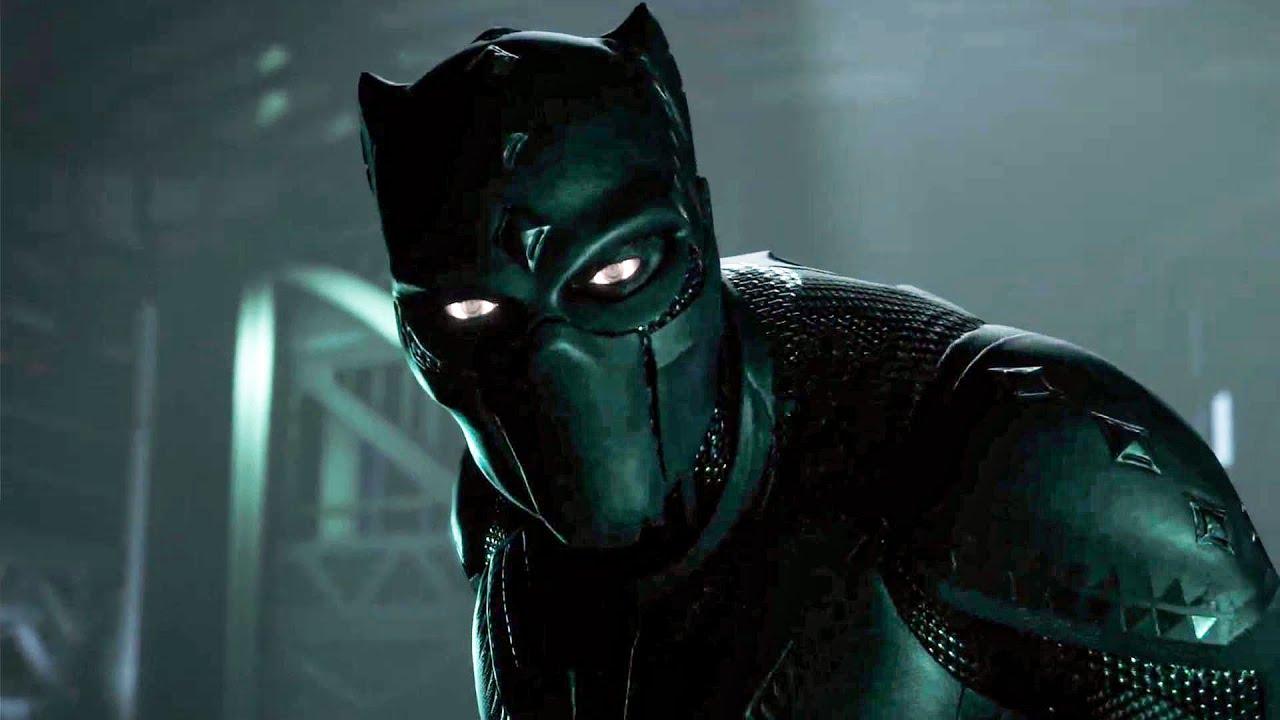 BLACK PANTHER: War for Wakanda Bande Annonce (2021) Jeu Vidéo
