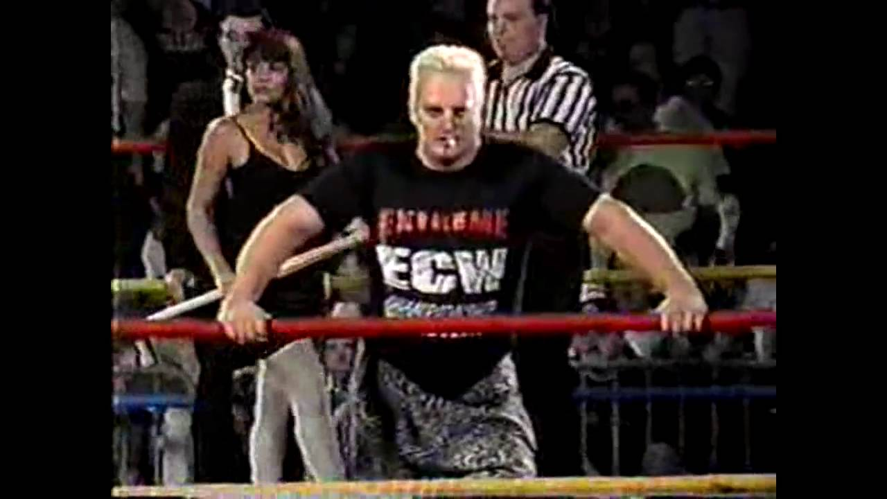 INDUCTION: Vince McMahon, ECW Champion - Crap...to the ... |Canadian Extreme Championship Wrestling