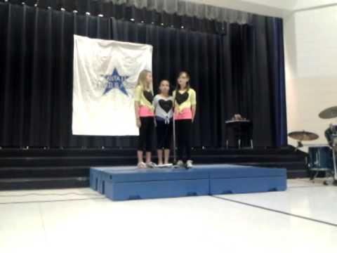 Talent Show 2014 Santa Fe Trail Elementary