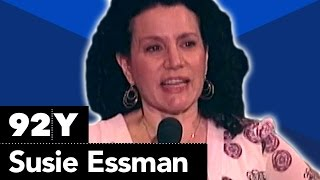 Susie Essman with Joy Behar