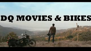 DQ MOVIES AND BIKES | STYLISH DQ IN BIKE| guess the bikes?