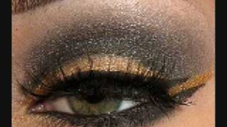dramatic smokey eye tutorial