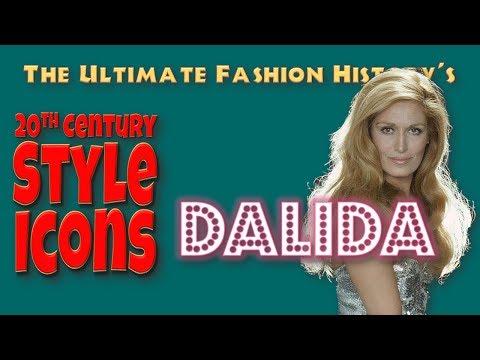 20th CENTURY STYLE ICONS: Dalida