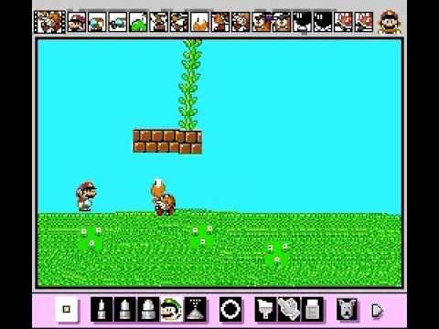 Mario Paint Gameplay