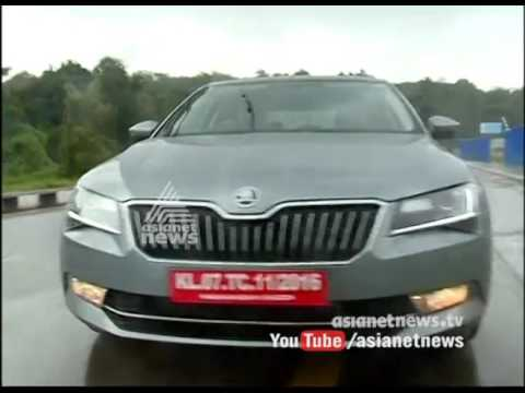 Skoda Superb Price In India Review Mileage Photos Smart Drive 18 Sep 2016