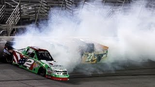 Best NASCAR Crashes at Atlanta