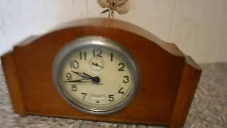 """Настольные, каминные часы """"Владимир"""" с календарем СССР"""
