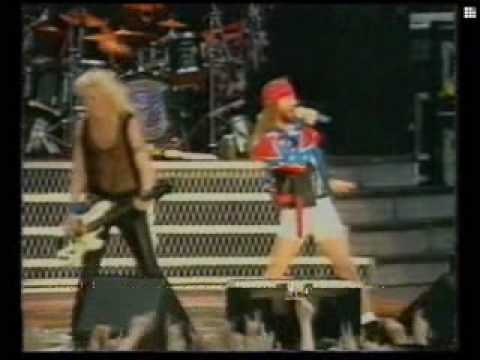 Guns N' Roses | Civil War - LIVE (TRADUÇÃO/LEGENDADO)