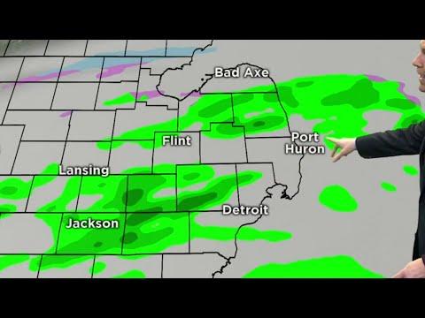 Metro Detroit weather forecast Feb. 3, 2020 -- 4 p.m. Update