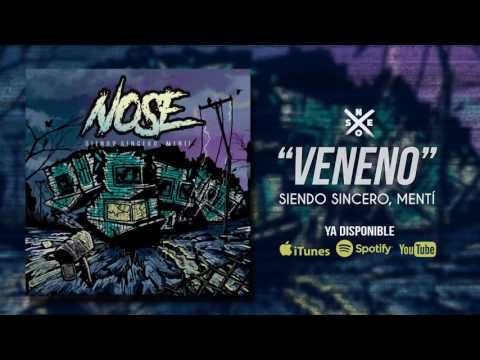 NOSE - Veneno (No Me Vas A Detener) (Audio Oficial)