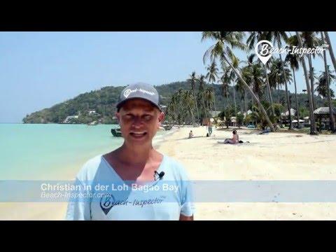 Strand Loh Bagao Bay | Reisen nach Thailand