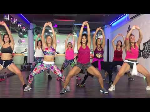Sua Cara - Major Lazer ft Annita and Pablo Vitar / Zumba Fitness con Nath