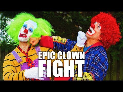Epic Clown Battle