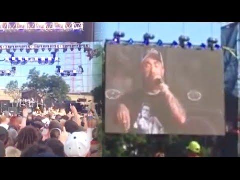 Staind Lead Singer Regulates During Rock Concert: 'Alright, Listen Up, You F*cking *ssholes...' Mp3
