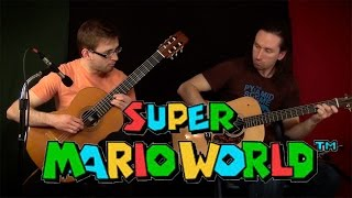 Super Mario World Guitar Cover - Athletic - Super Guitar Bros