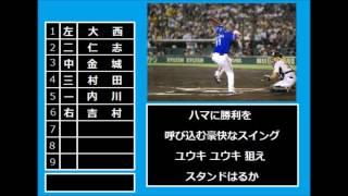 次は阪神2010→1分応援歌いくつかです! リクエストはフリートークへ!
