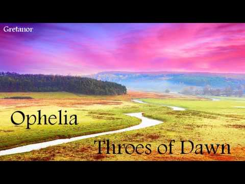 Throes of Dawn-Ophelia (Lyrics)