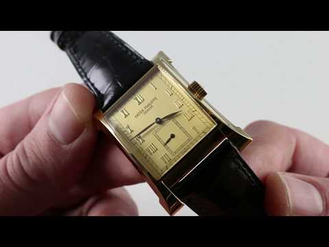 Pre-Owned Patek Philippe Pagoda 5500J Luxury Watch Review