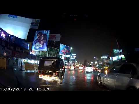Edapally-Vytilla NH Bypass Rainy Night | Kochi