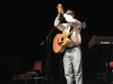 Dave Sherman Sings The Duct Tape Blues in Athens, Texas