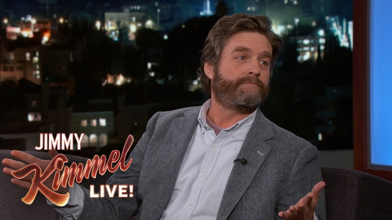 Zach Galifianakis Reveals Crazy Sleep Deprivation Story