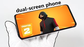 The Dual Screen Smartphone! Unboxing Nubia Z20 (Fortnite Chapter 2 Gameplay)