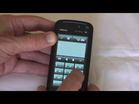 Nokia 5800 Comes with Music Review