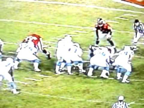 Nice Eddie George td run vs Bucs 1998