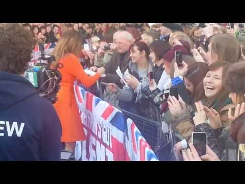Alesha dixon entrance britains got talent 2014
