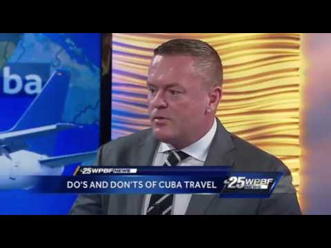 Cuba Ventures On ABC News West Palm Beach
