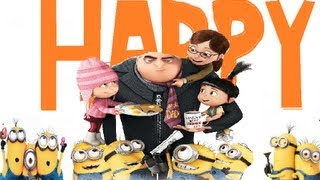 Cover images Pharrell Williams - Happy (Despicable Me 2 Soundtrack)