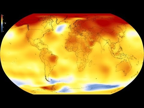 2017 second-warmest year on record since 1880, NASA says