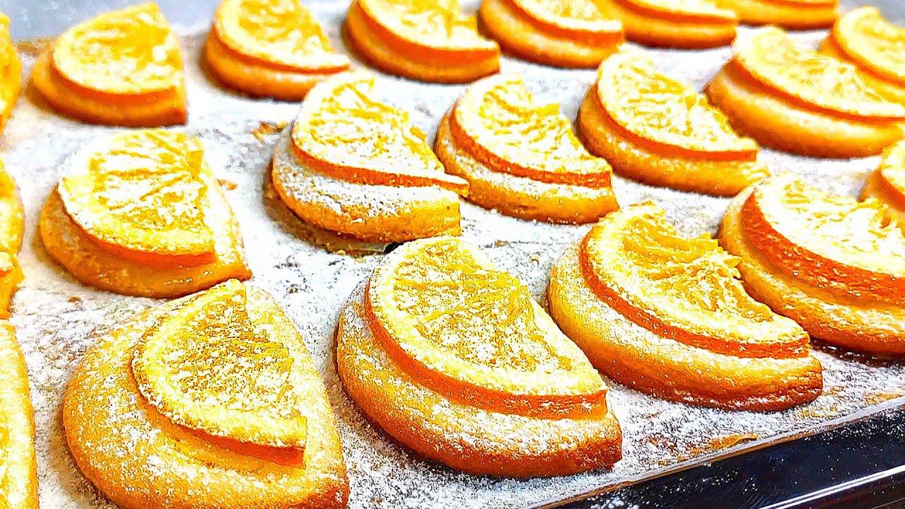 вкусное печенье к чаю на сметане
