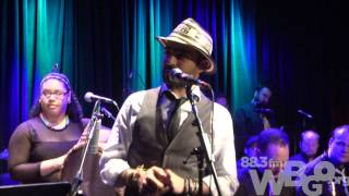 The Checkout: Live at Berklee: Gregorio Uribe Big Band