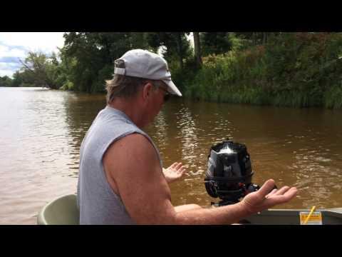Brand new Mercury boat motor fails