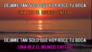 591 Donde esta el Amor Pablo Alboran Y Jesse & Joy KARAOKE