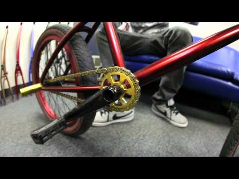 Employee Bike Check: Danny Bovee