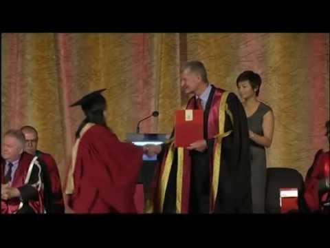 Murdoch Graduation 2012 (SMa students)