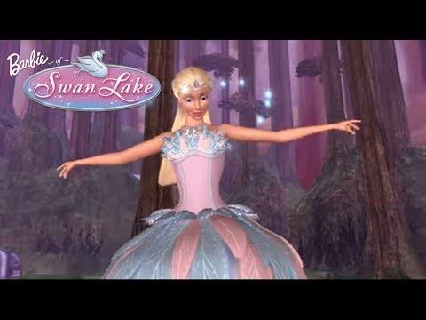 Магия танца. Мультик Барби Лебединое Озеро.