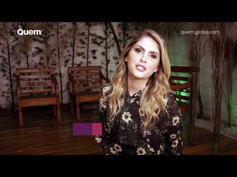 Bárbara Evans revela se ficou ou não com Cauã Reymond