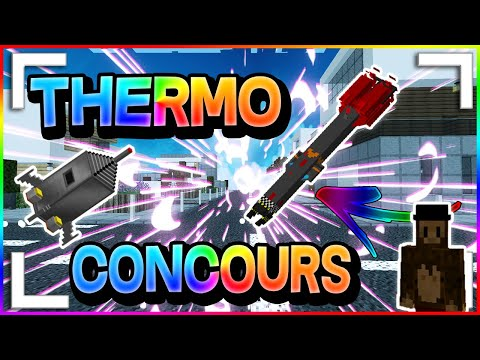 [NationsGlory]REDMATTER/GROS THERMO/GROS CONCOURS