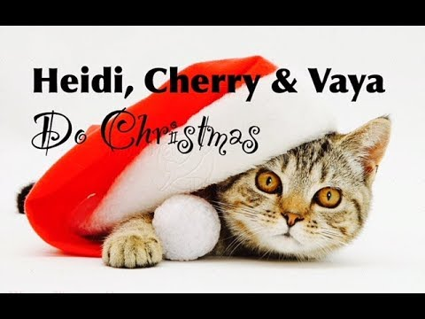 Heidi, Cherry & Vaya Do Christmas - Children's Bedtime Story