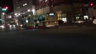 神奈中バス舞岡営業所お101