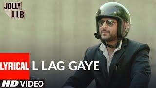 Mere Toh L Lag Gaye Full Lyrical Song | Jolly LLB | Arshad Warsi, Amrita Rao, Bappi Lahiri