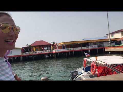 Koh Larn Island How to get there from Pattaya Thailand